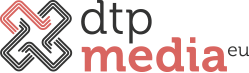 DTP Media Logo